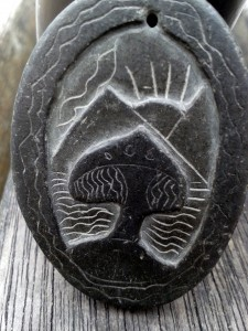 oval amulet